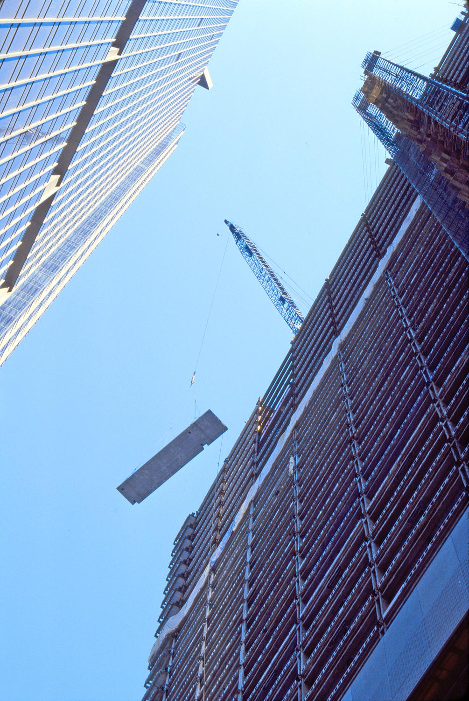 New Marriott Residence Inn under construction | 13 story