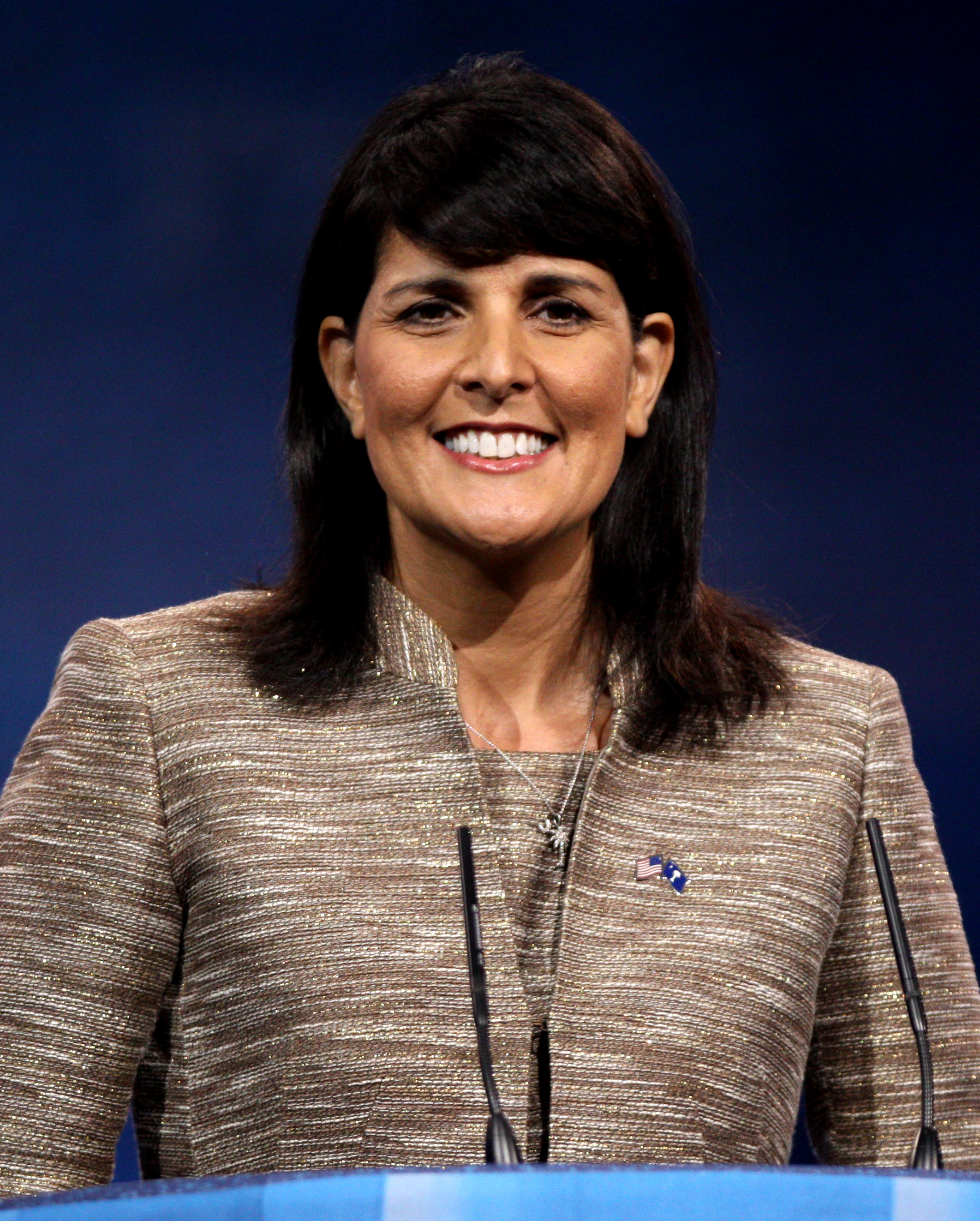 loading image for Nikki Haley