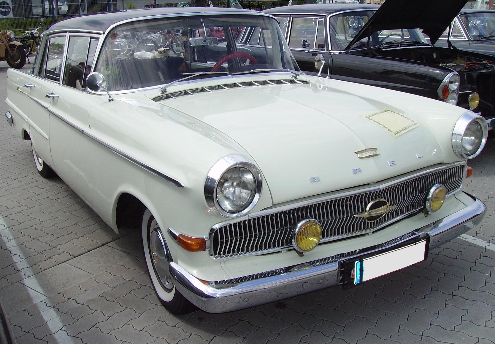 Opel Kapitän Kaufen