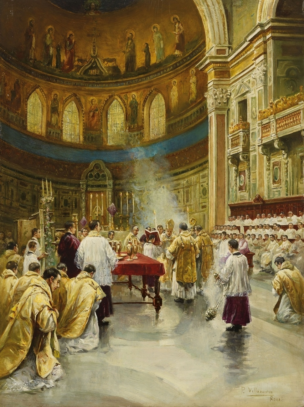 Chrism Mass - Wikipedia