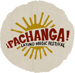 Pachanga Latino Music Festival Logo