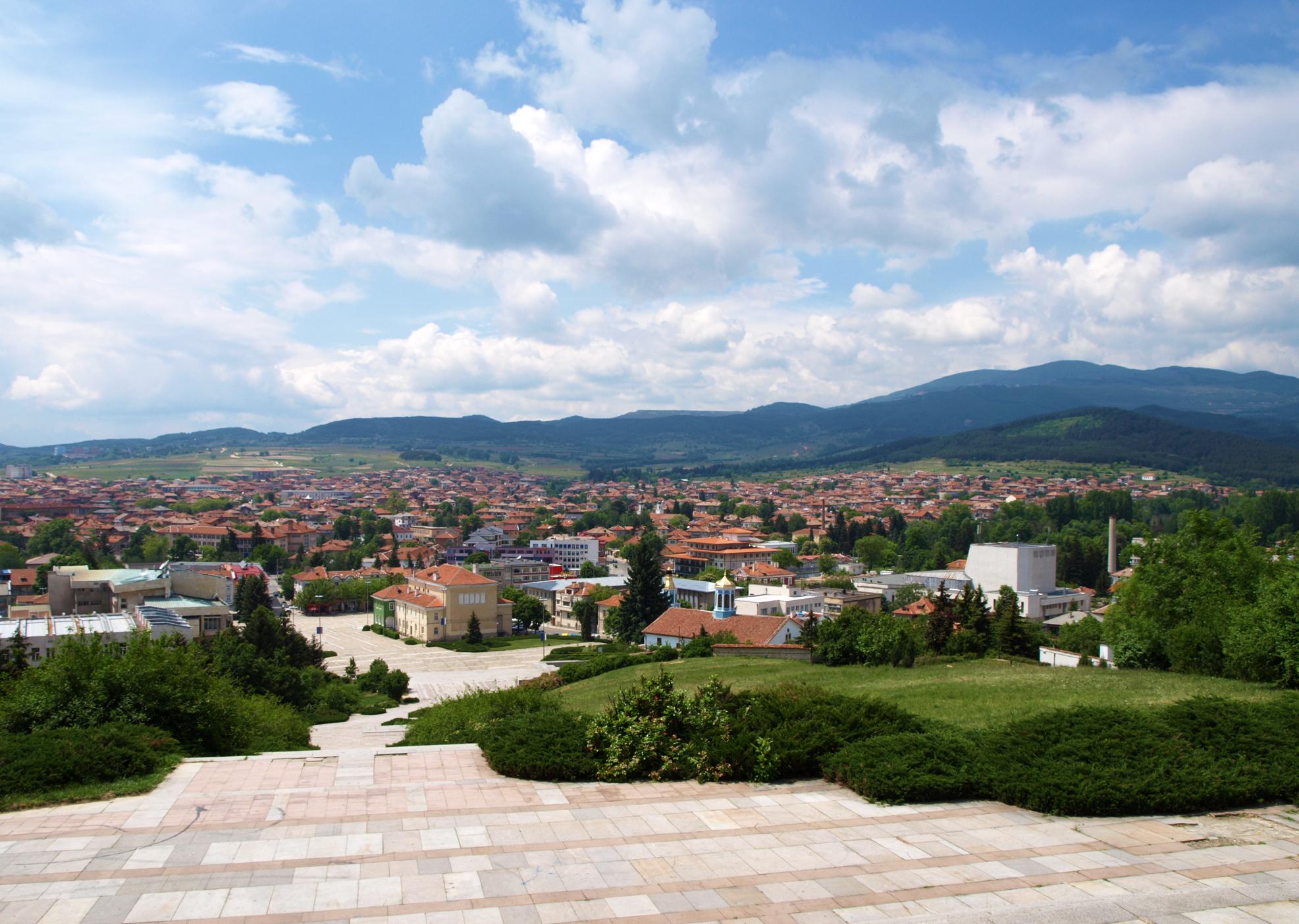 Datiranje bugarskim