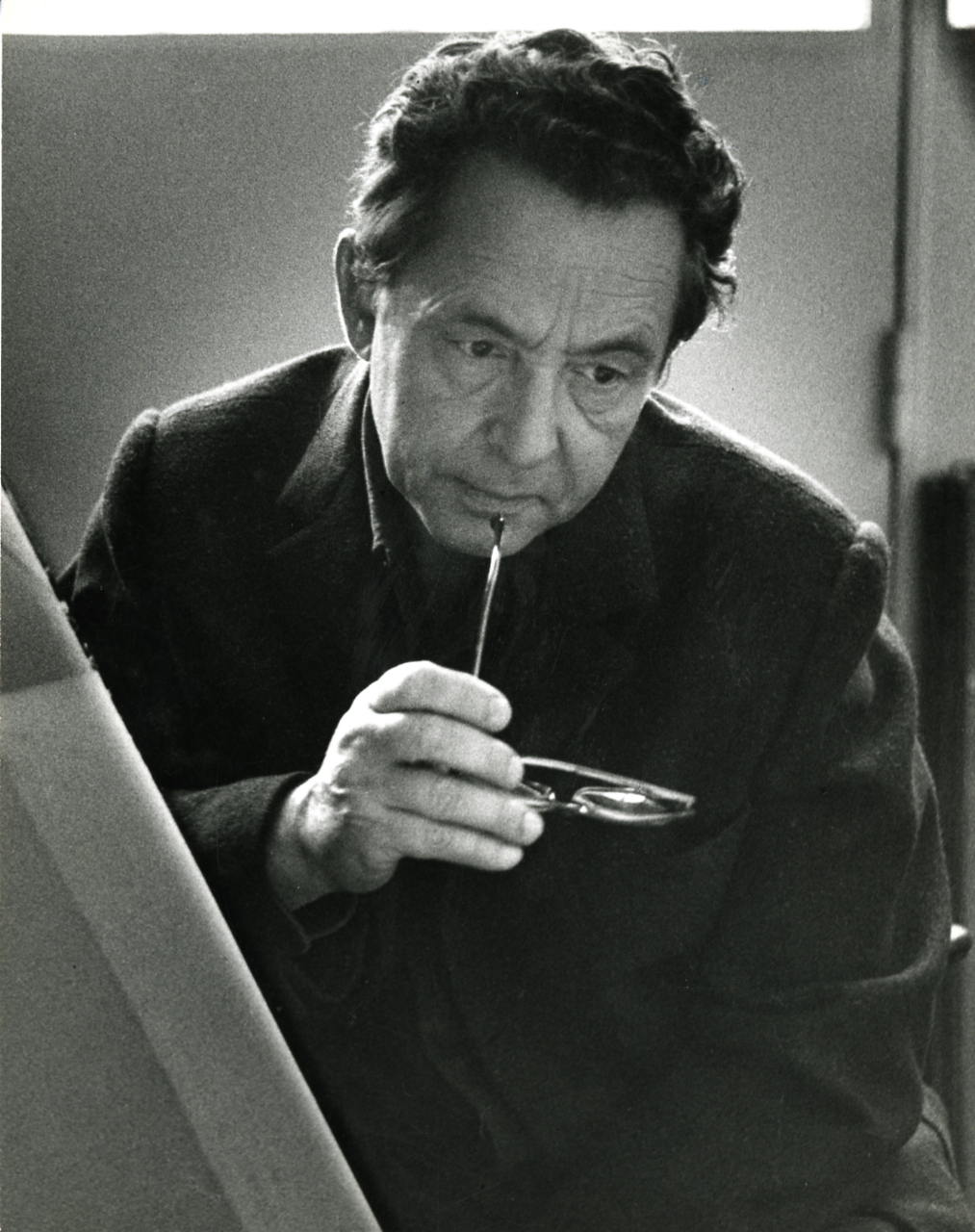 Image of Hans Hartung from Wikidata