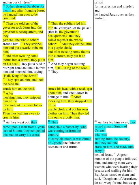 Biblical Studies/New Testament Commentaries/The Gospel of