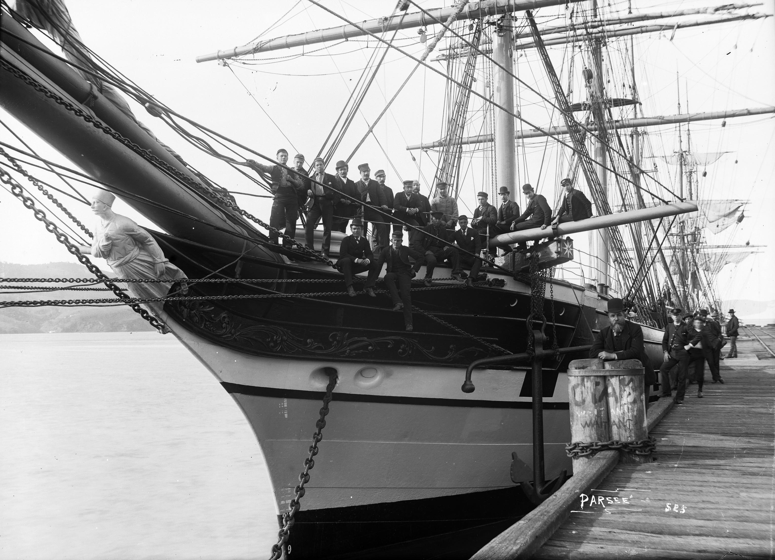 1868 ships IMAGES VIDEOS