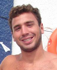 Felipe Perrone Olympic water polo player