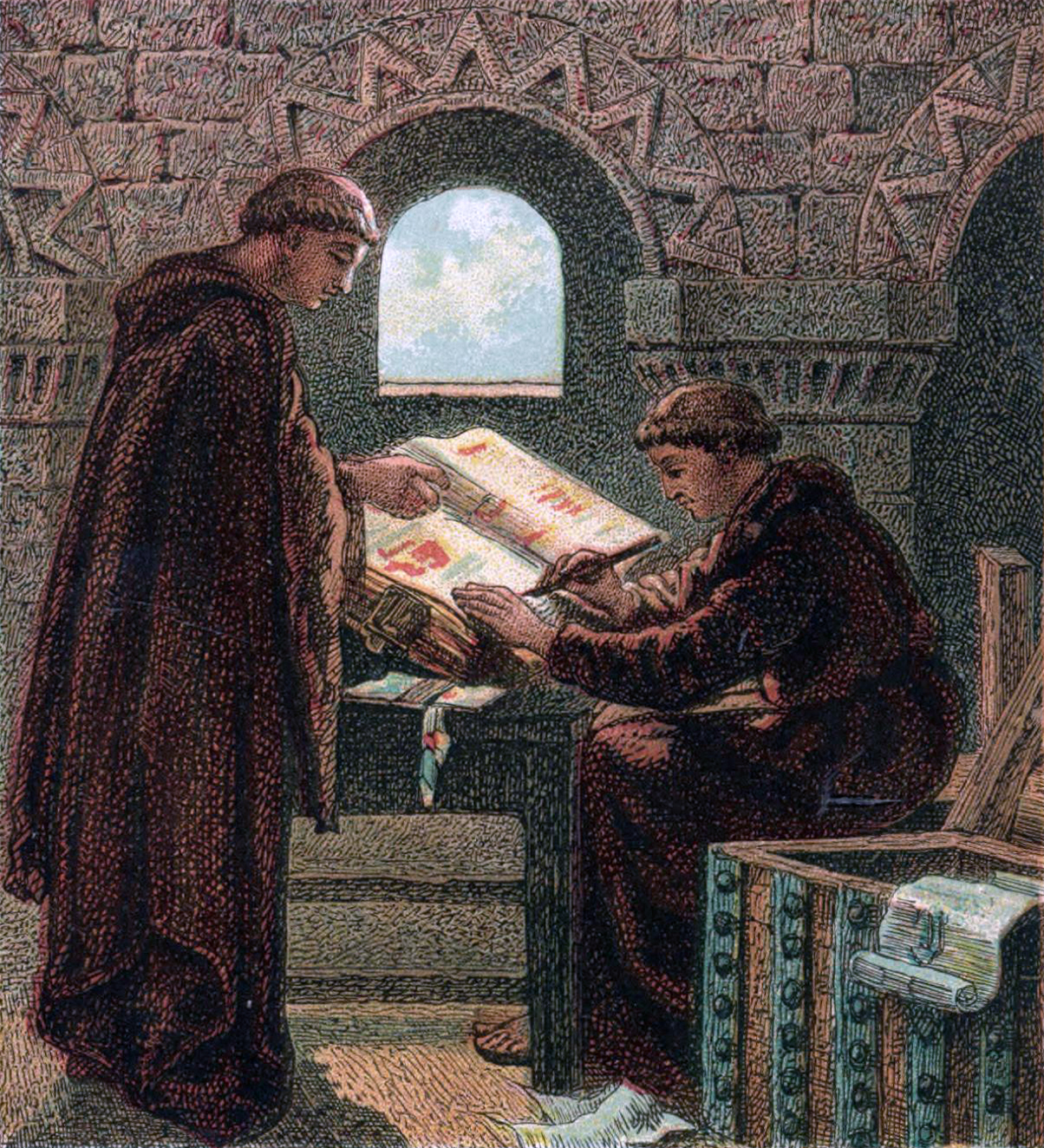 Writing the Domesday Book