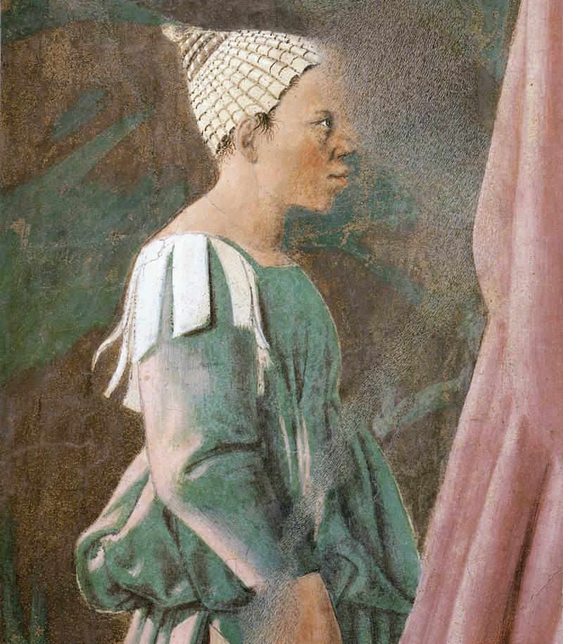 Piero della Francesca - 2a. Procession of the Queen of Sheba (detail) - WGA17496.jpg