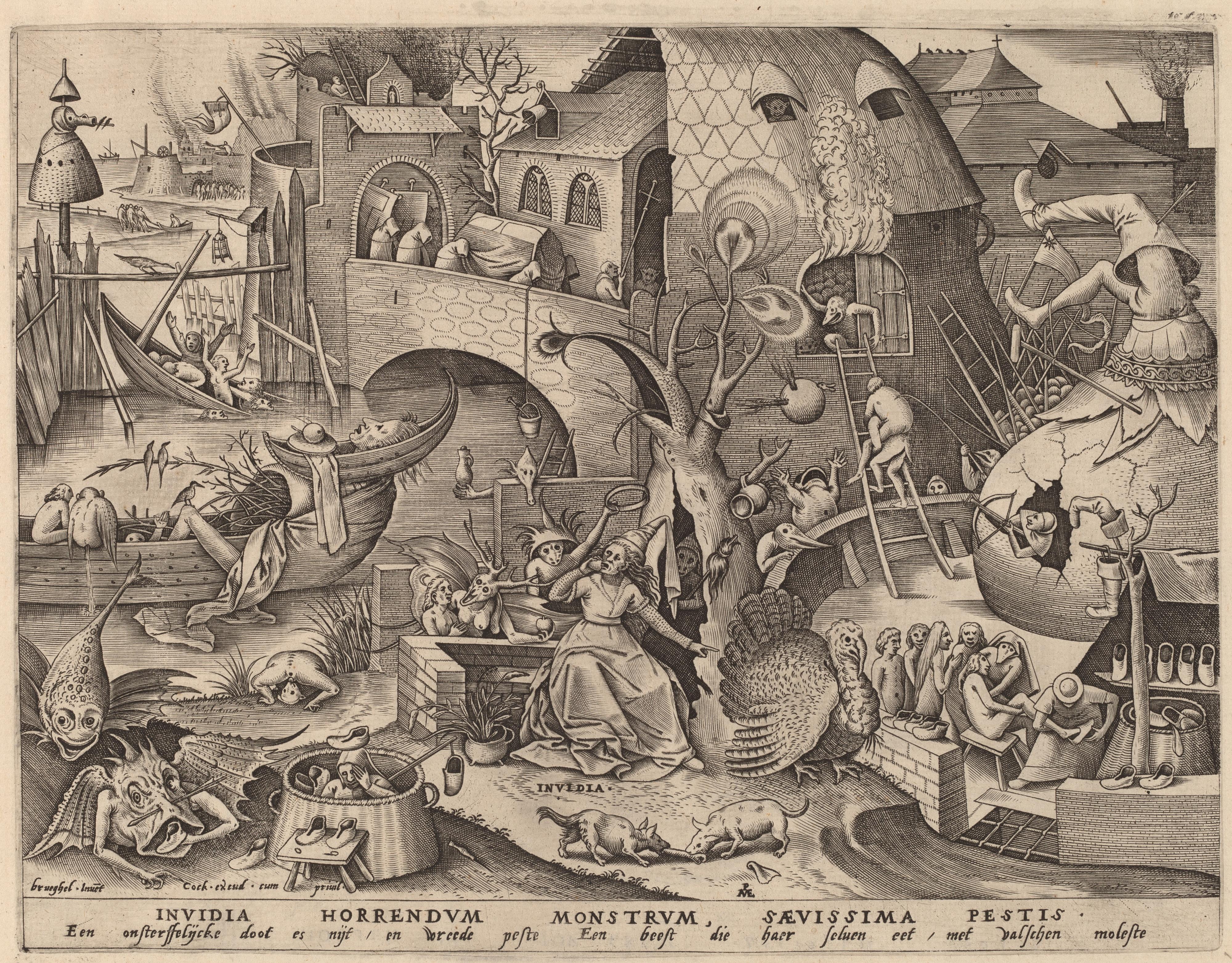 File:Pieter van der Heyden after Pieter Bruegel the Elder, Envy, published 1558, NGA 47629.jpg