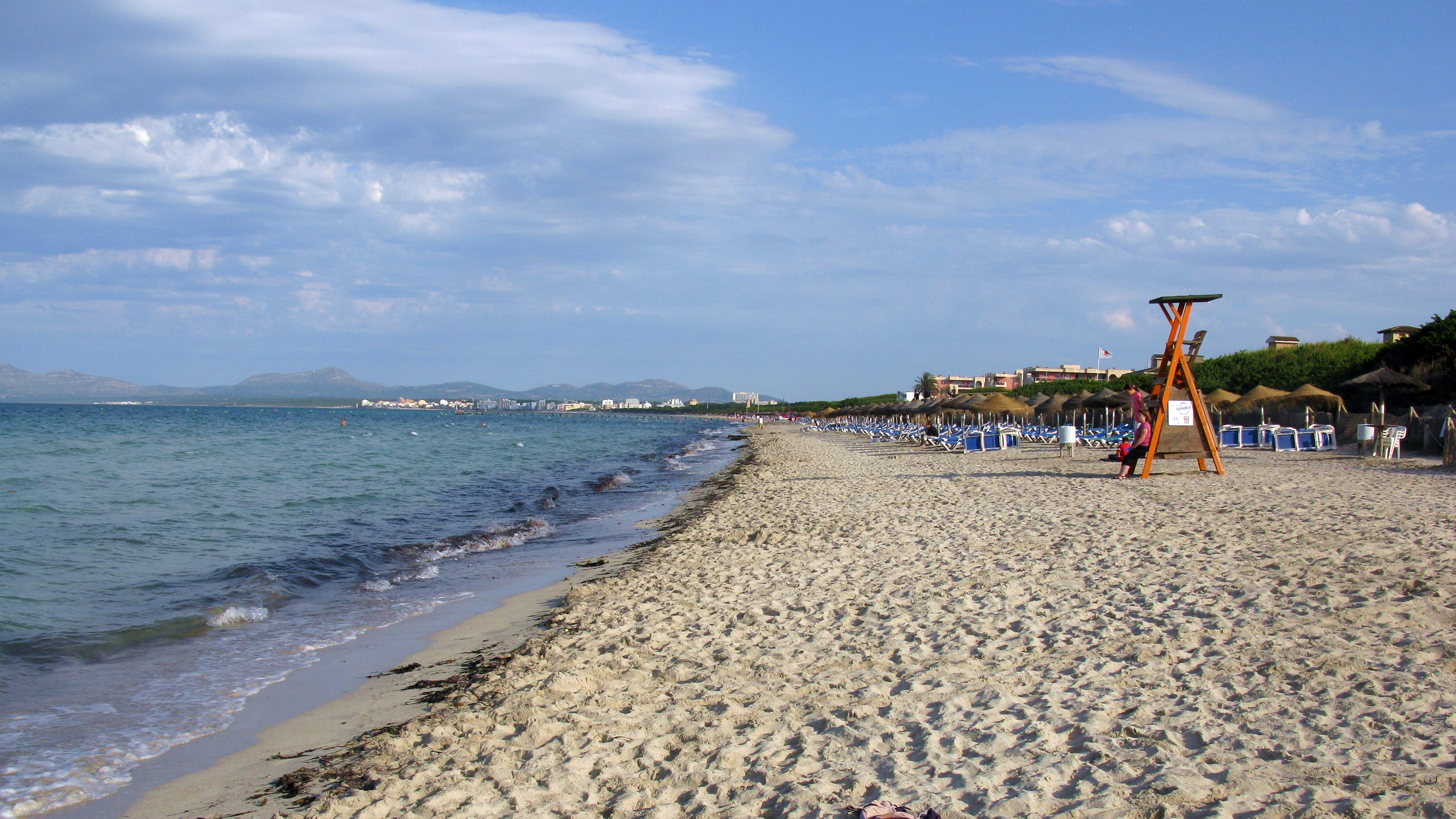 Mallorca Hotel Playa Del Moro Tui