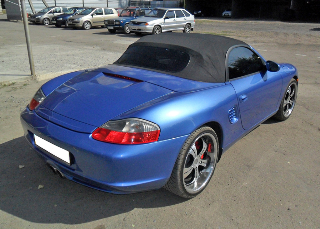 file porsche 986 boxster wikimedia commons. Black Bedroom Furniture Sets. Home Design Ideas