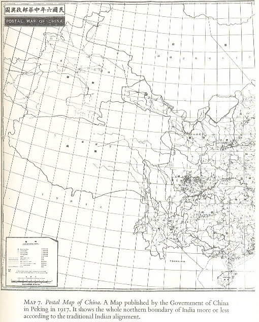 Postal Map of China ,1917.jpg