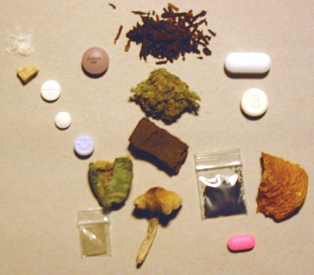 Psychoactive Drugs