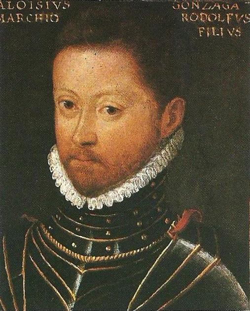 Aloisio gonzaga marchese di castel goffredo for Francesco marchesi