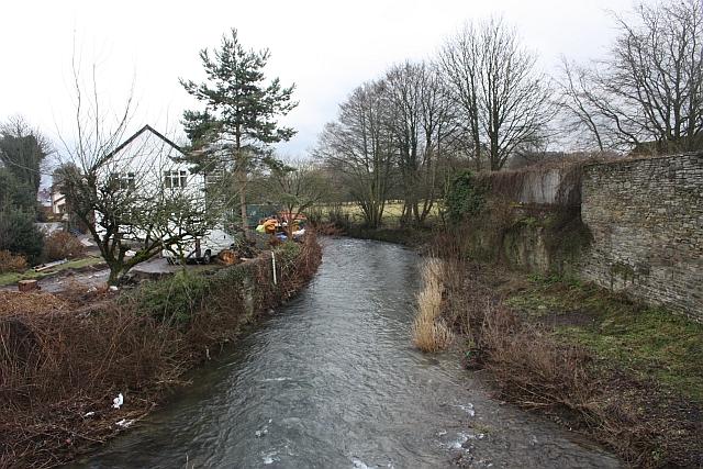 River Arrow - geograph.org.uk - 1731907