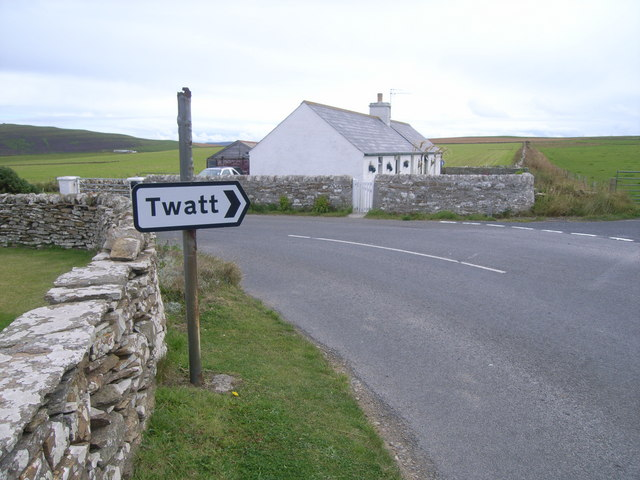Twatt Sign
