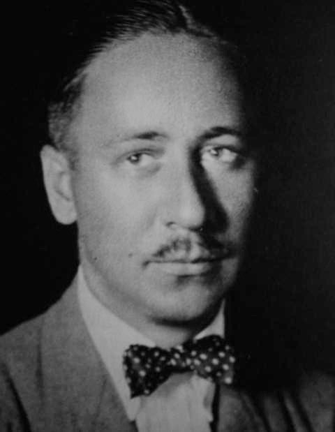 Portrait of Robert Benchley