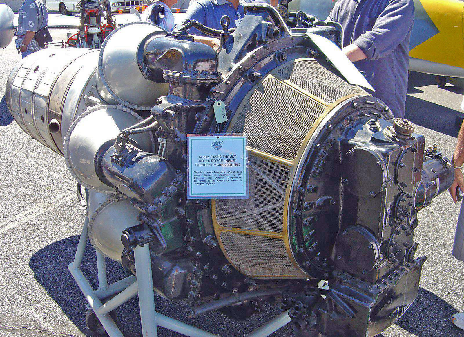 History of the jet engine