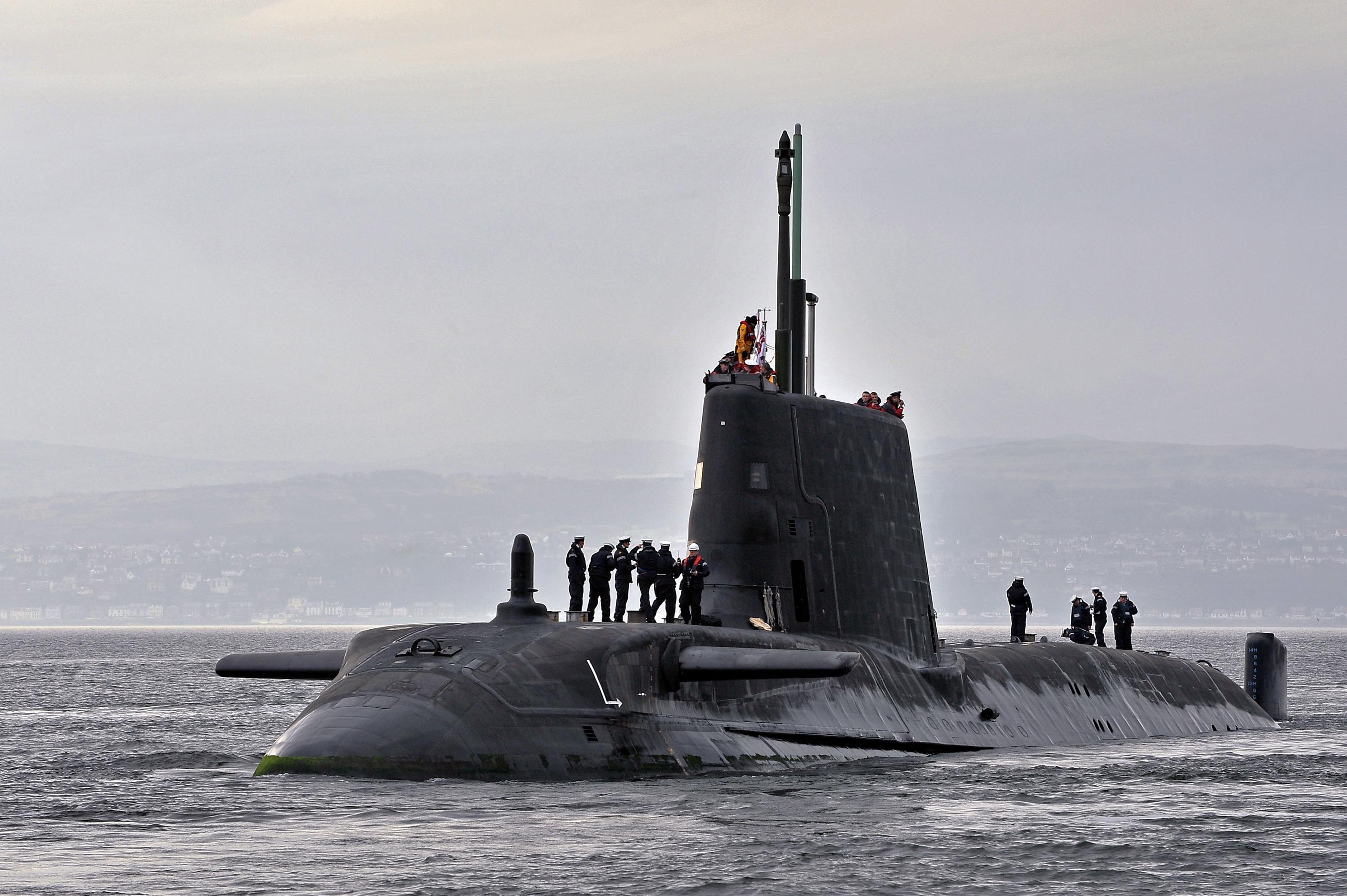 Resultado de imagen para HMS Astute