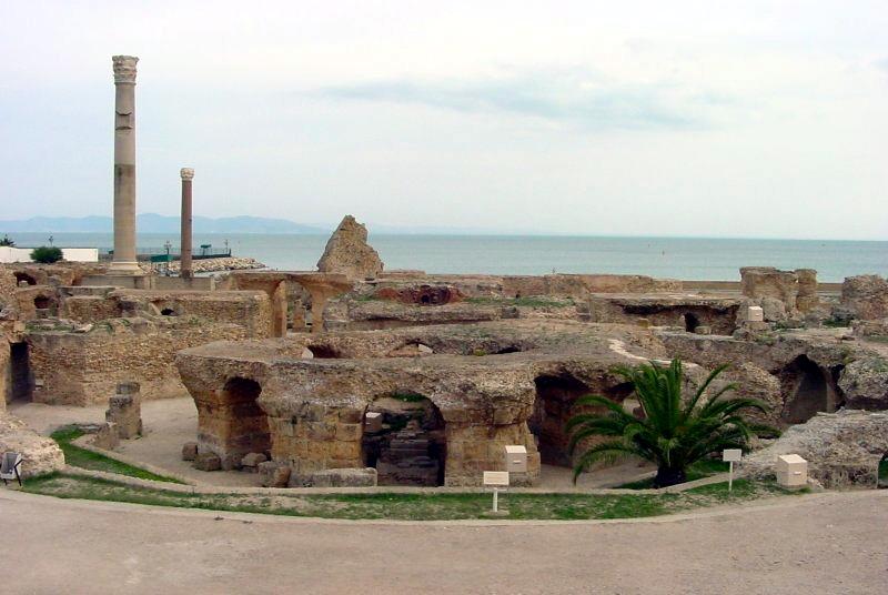 Bon Lundi Ruines_de_Carthage