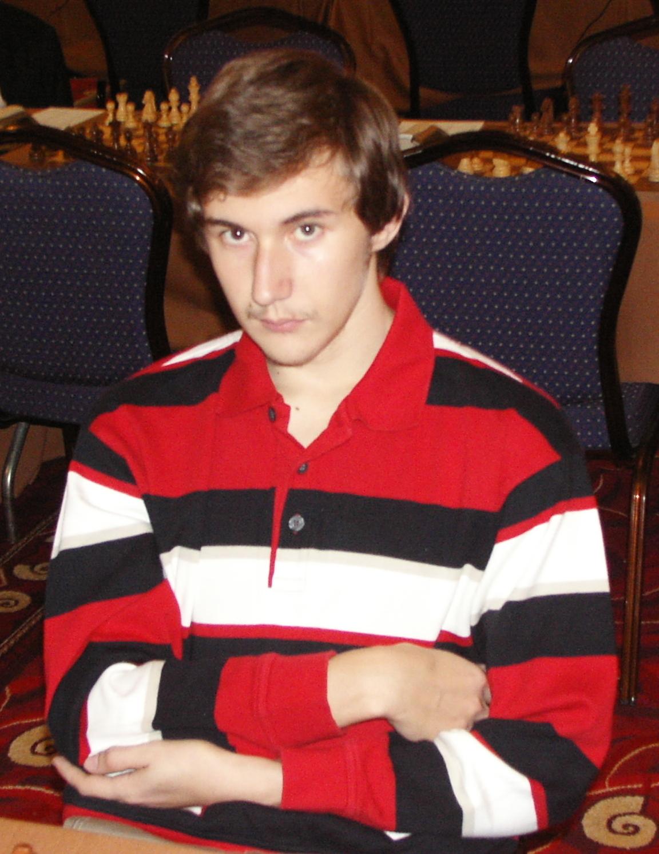 Sergei Karjakin Größe