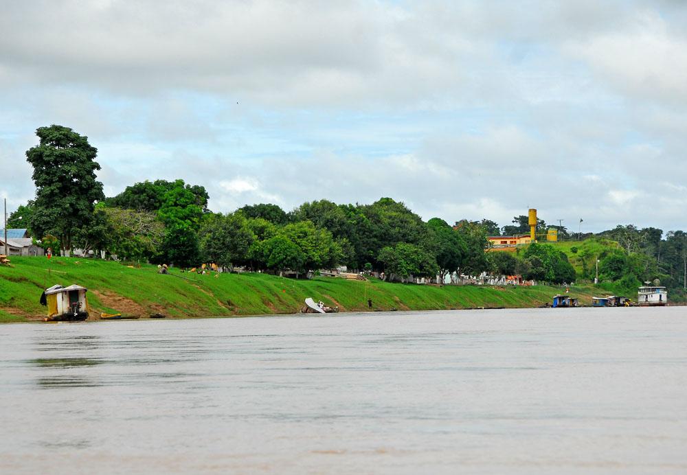 Rio Purus – Wikipédia, a enciclopédia livre