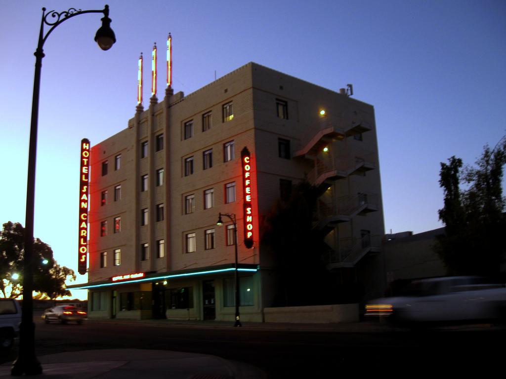 San Carlos Hotel Manhattan Ny