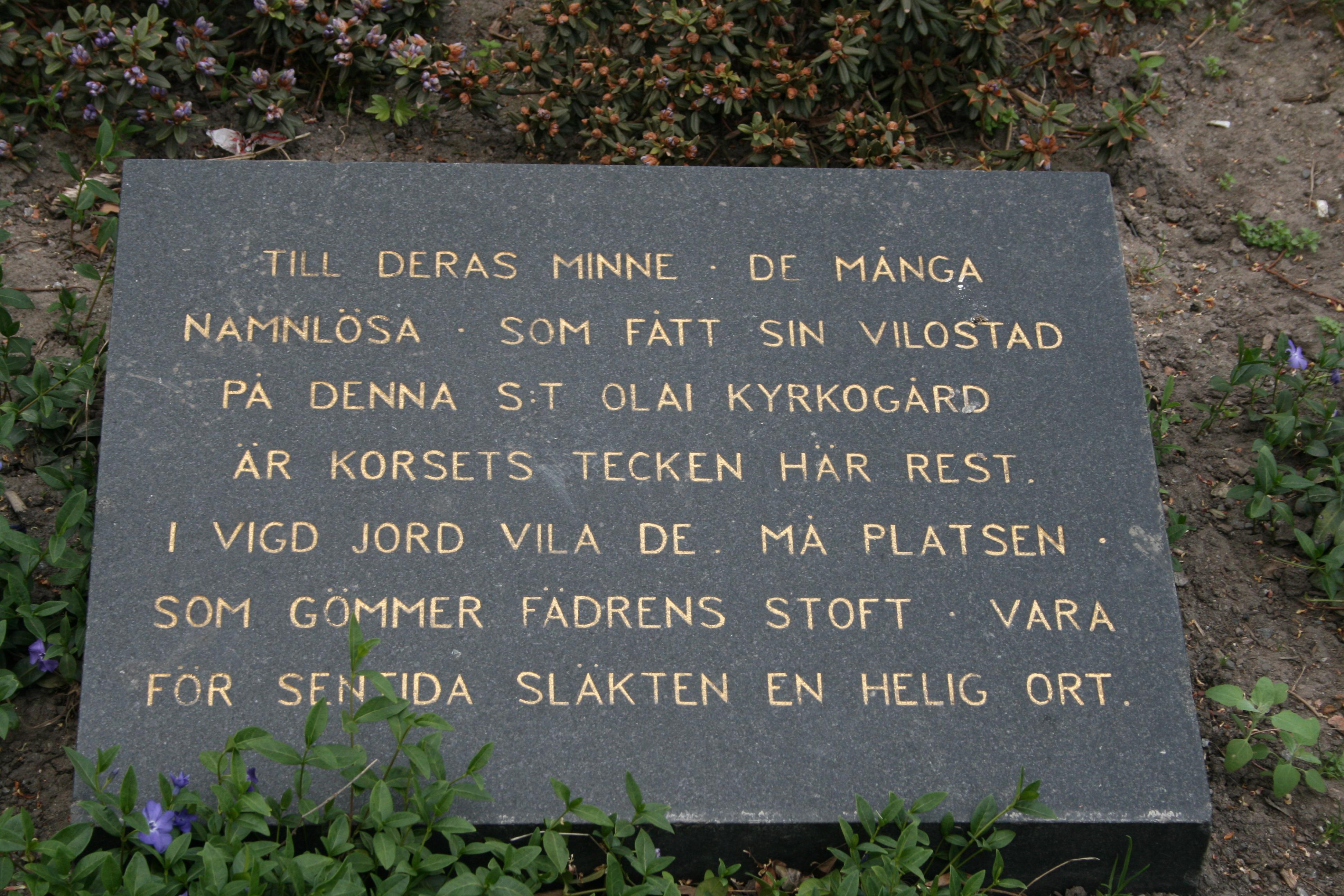 norrköpings s: t olai dating site