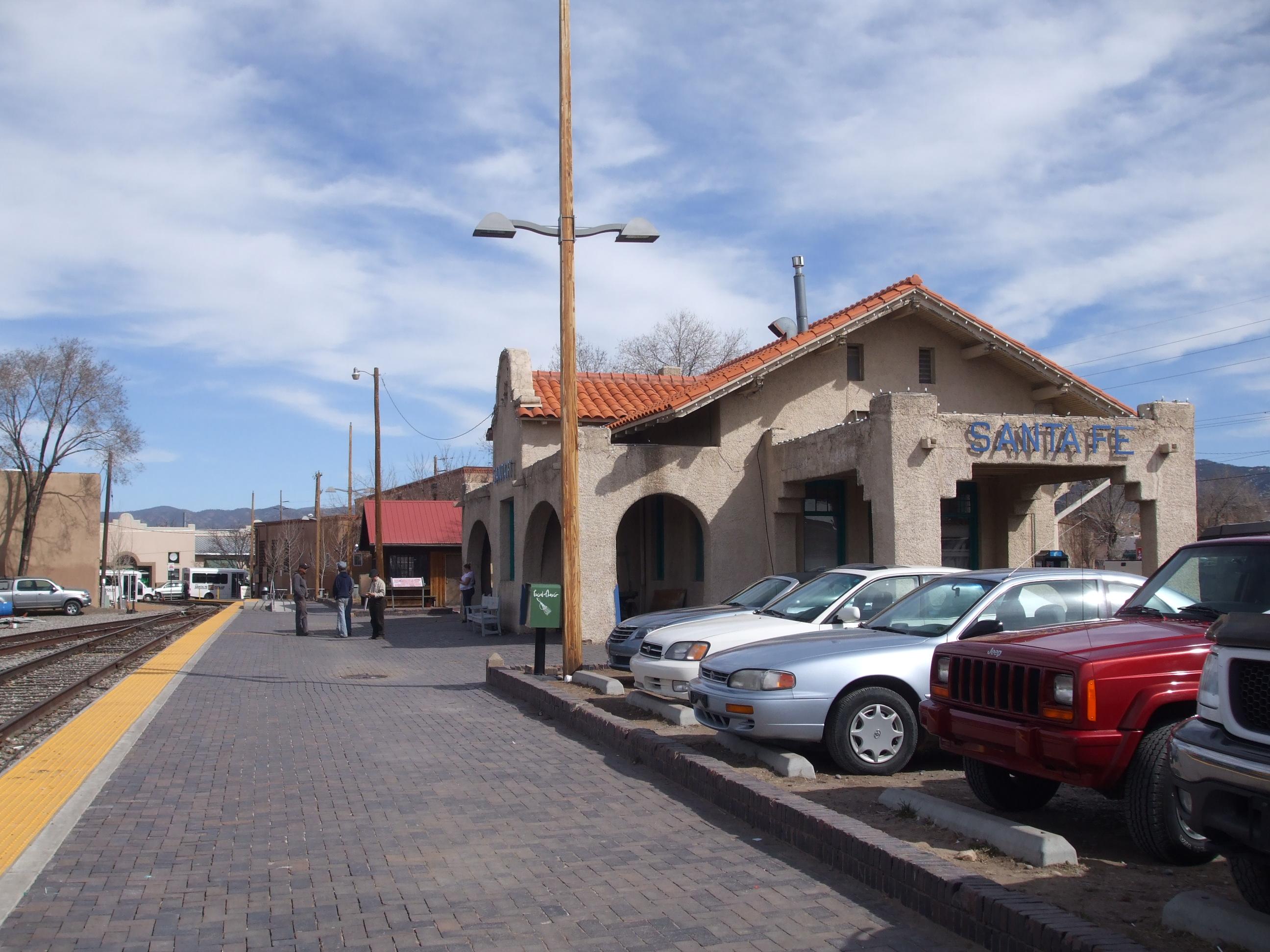 Santa Fe Depot Santa Fe New Mexico Wikipedia