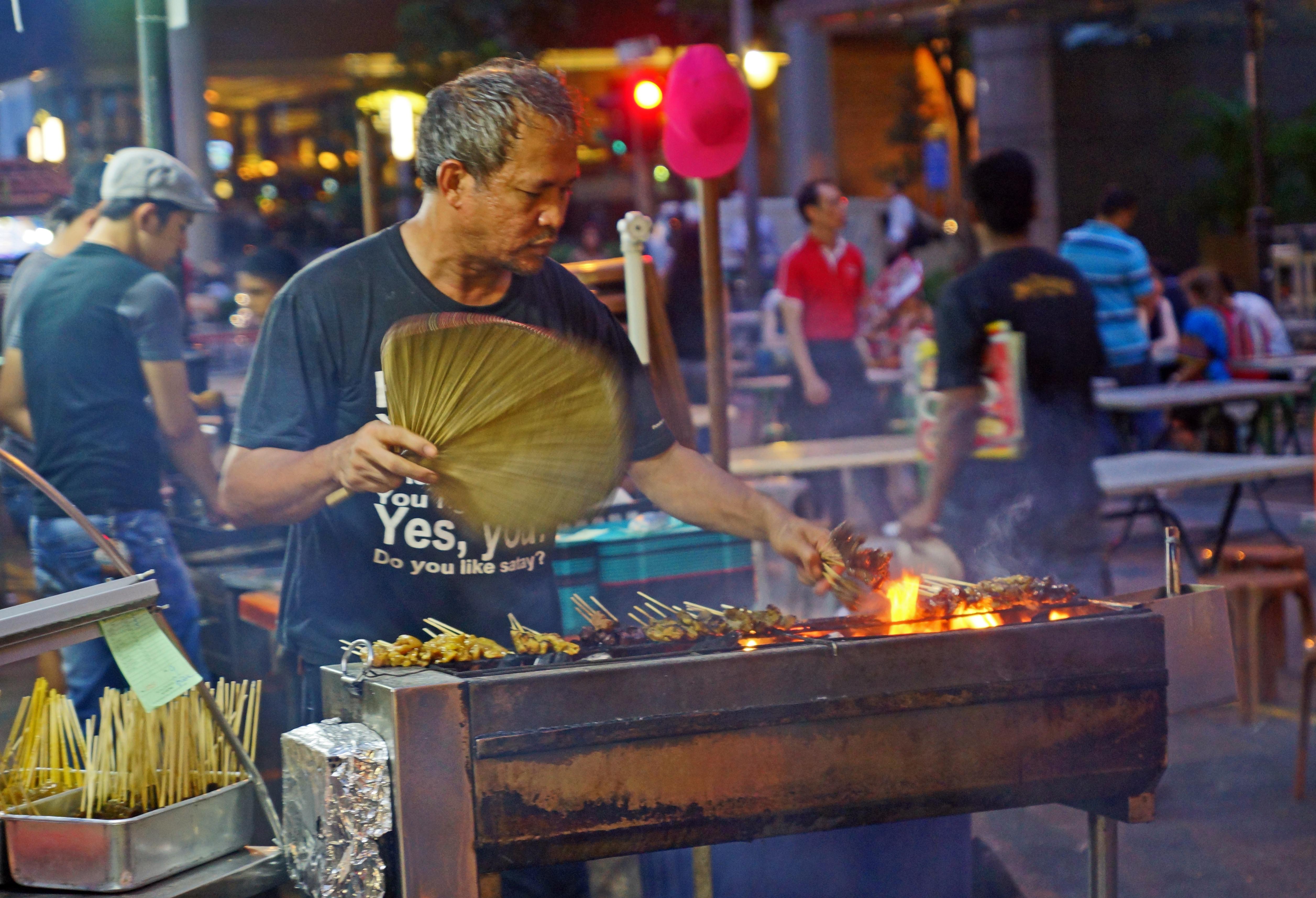 Satay Wikipedia Kuliner  Pisang By Minar Production Bdg Singaporeedit