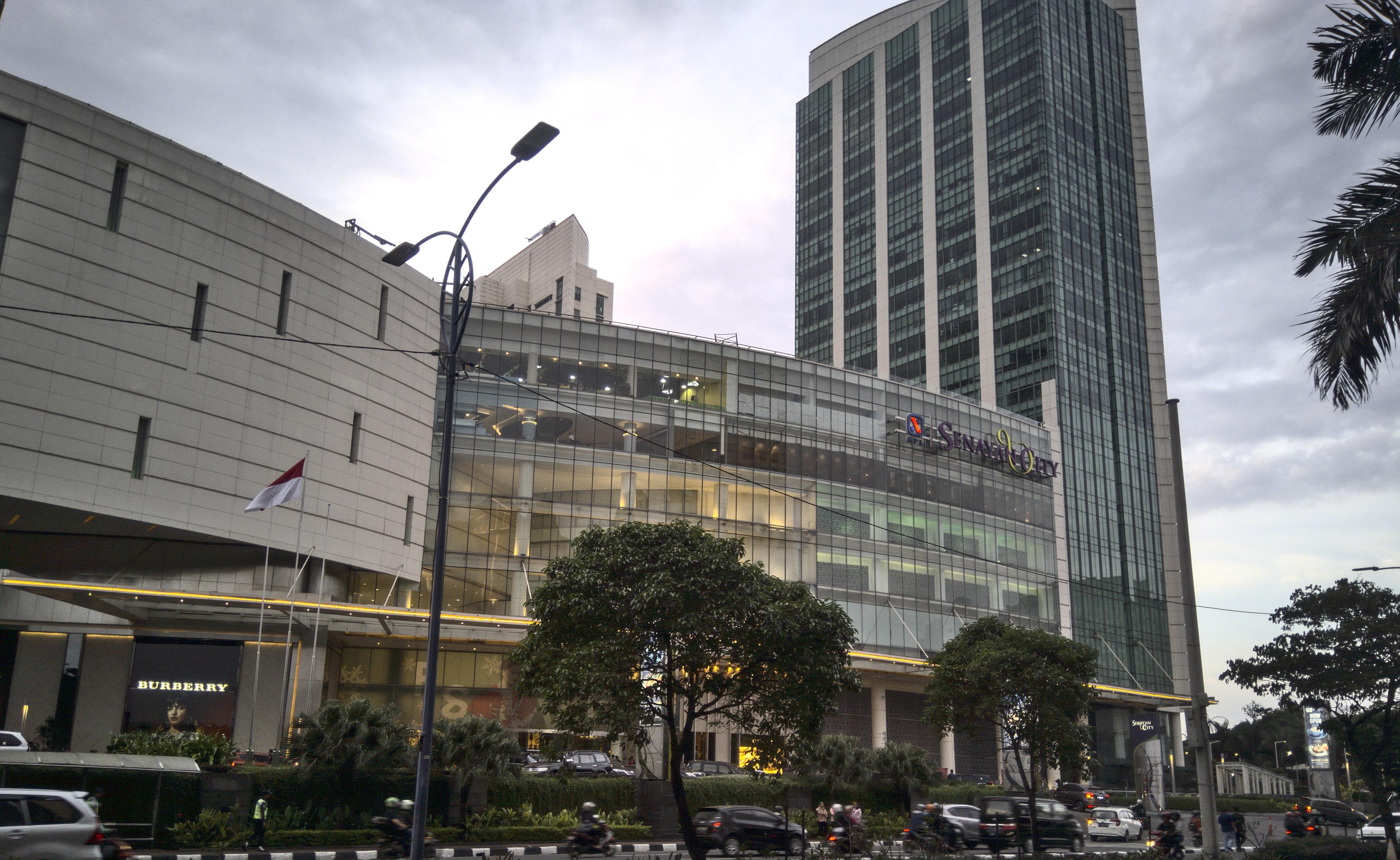Senayan City Wikipedia
