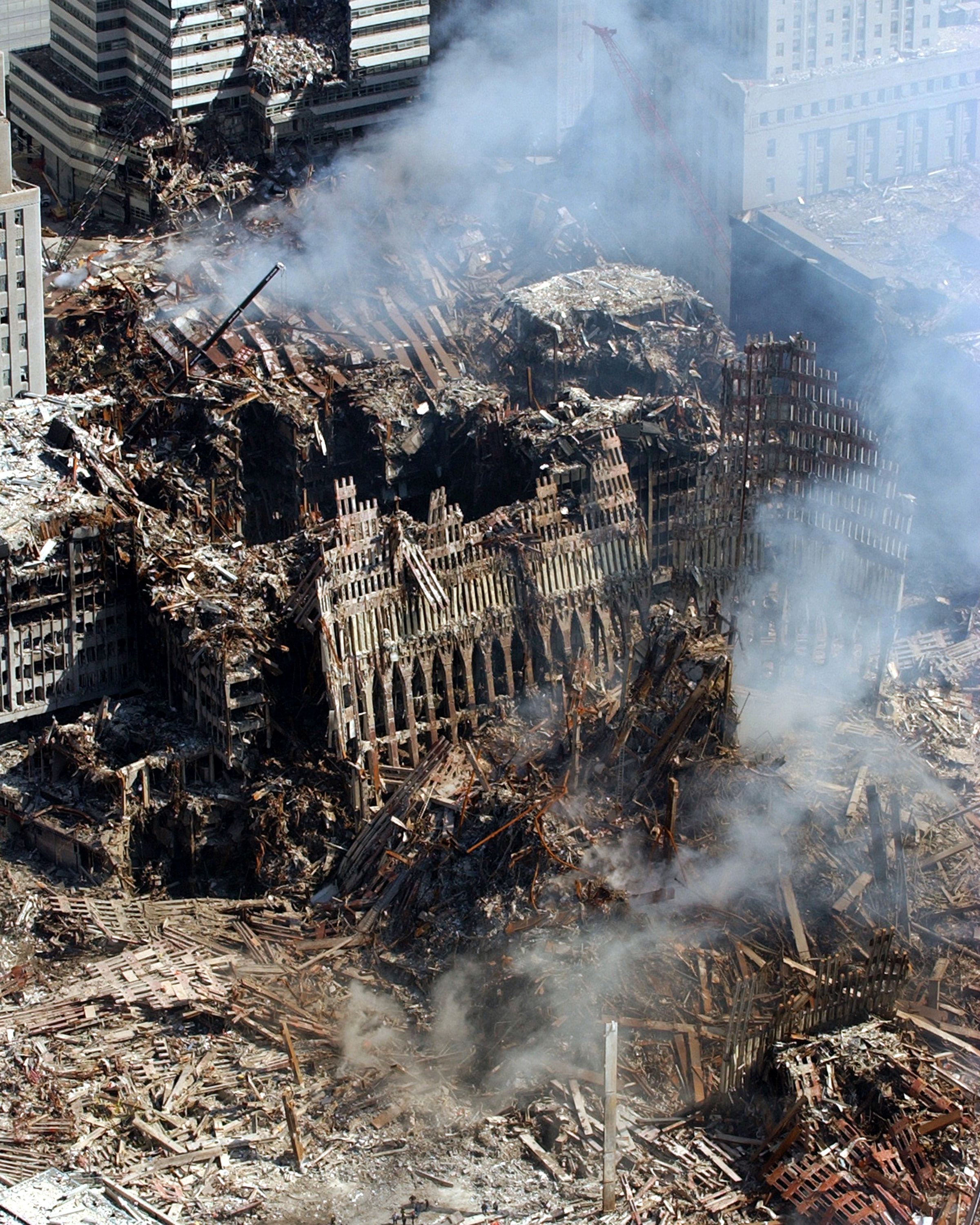 the effects of the september 11 tragedy in the united states