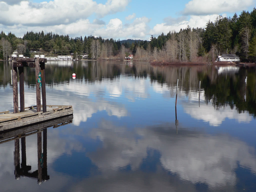 Shawnigan Lake Fishing Shawnigan Lake