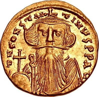 Constans II Emperor of the romans