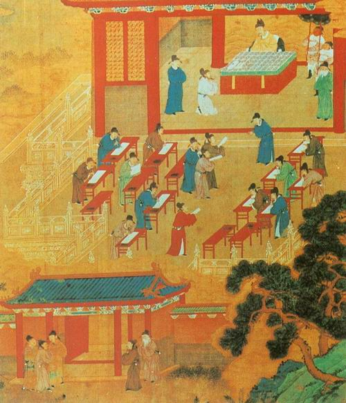 Imperial Civil Service Examination during the Song Dynasty
