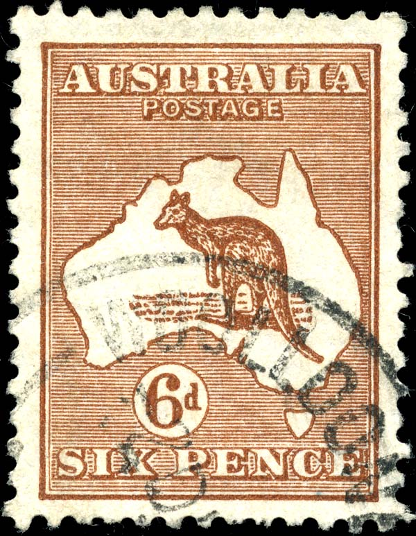 stamps of australia