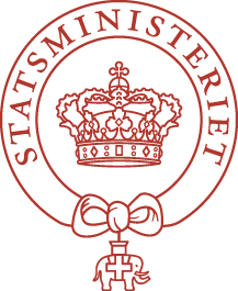 Logo of the Prime Minister's Office - Prime Minister of Denmark