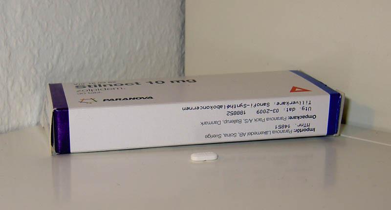 Stilnoct 10 mg kopen