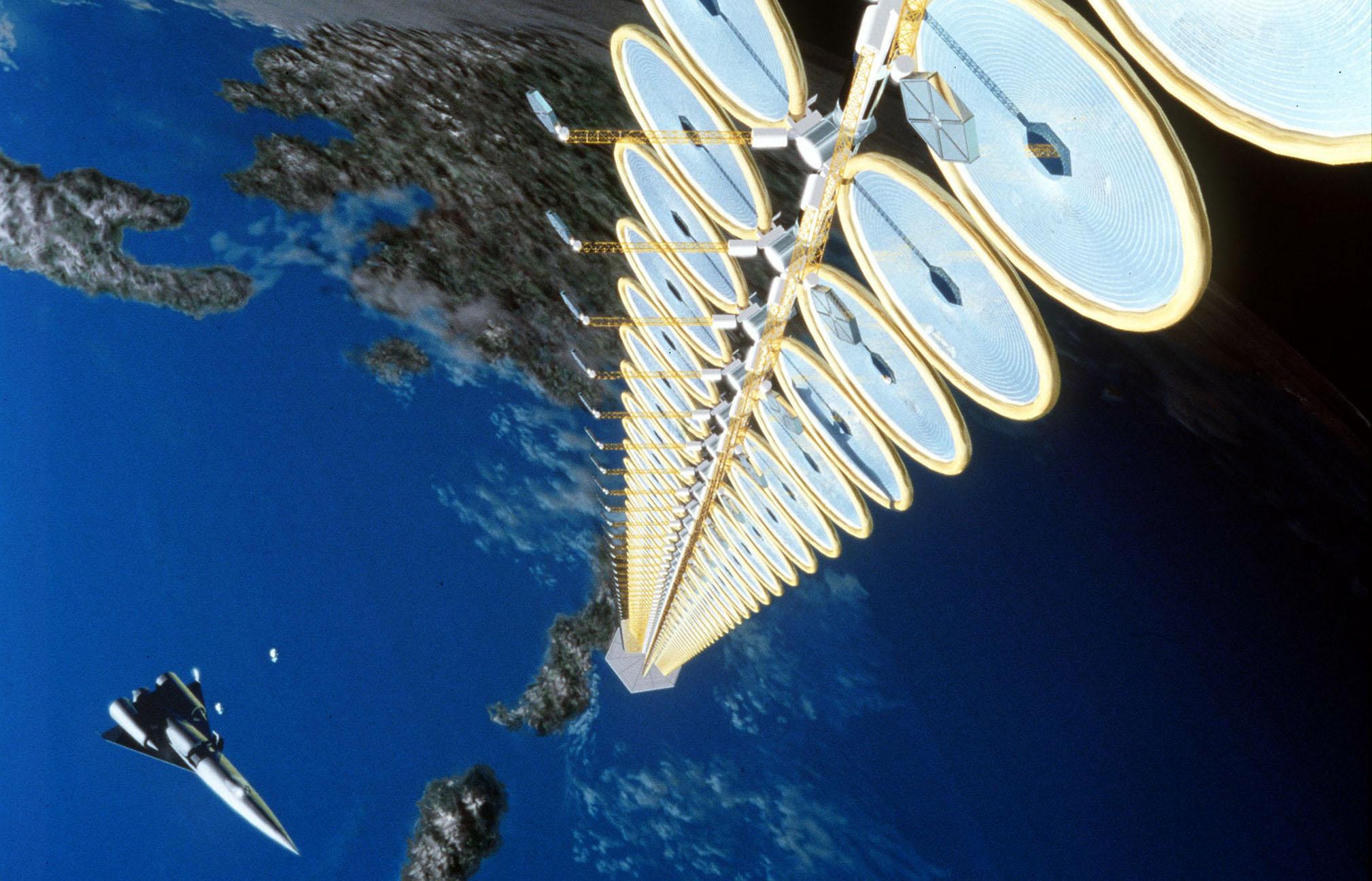 StarShip / SuperHeavy, ex BFR - Suivi du développement - Page 7 Suntower