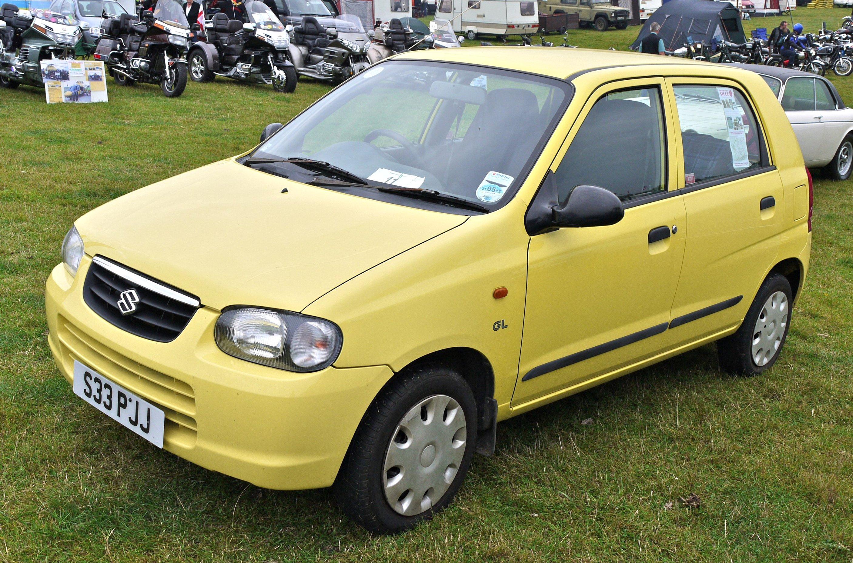 File Suzuki Alto Gl 2005 5th Generation Ha24 Flickr