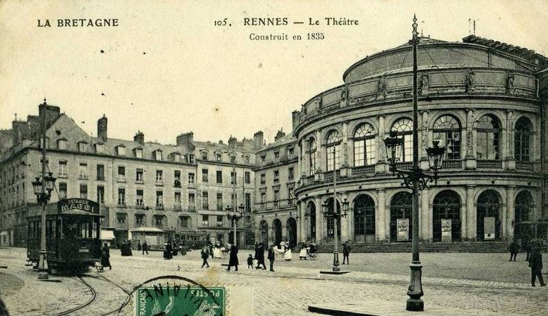 Histoire des transports en commun de Rennes — Wikipédia