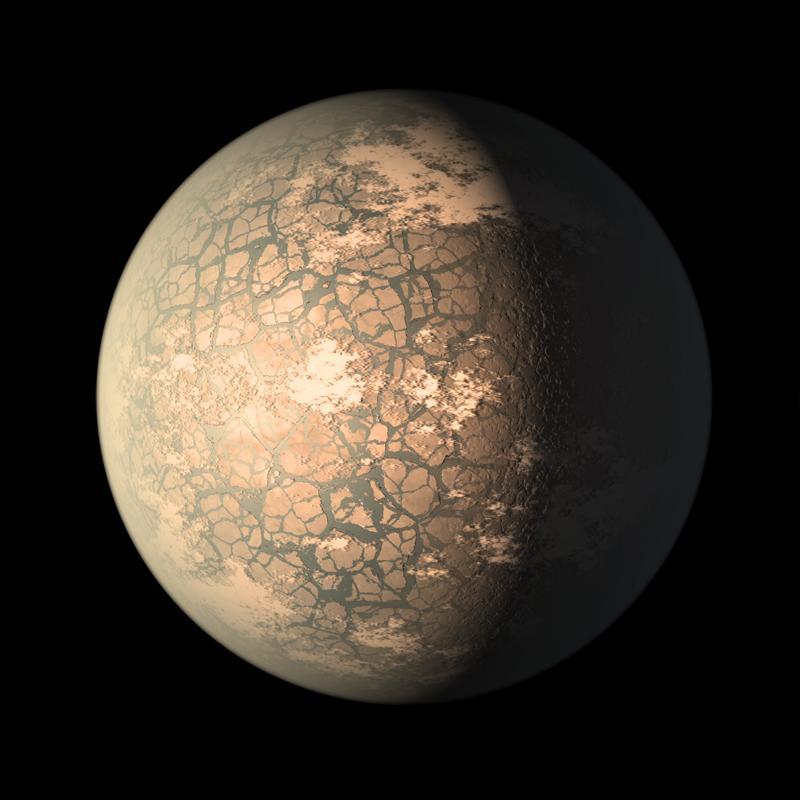 ดาวเคราะห์นอกระบบ TRAPPIST-1f