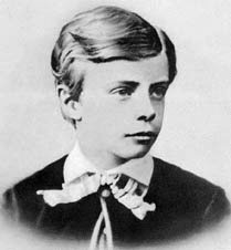 Theodore Roosevelt at age 11