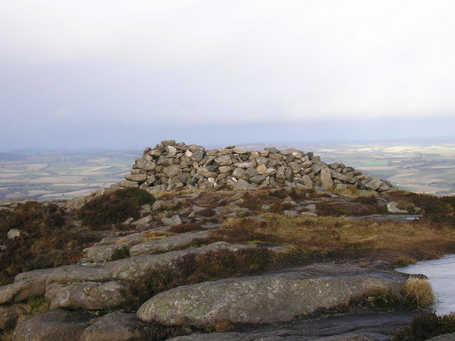 The Summit Shelter Oxen Craig - geograph.org.uk - 773029