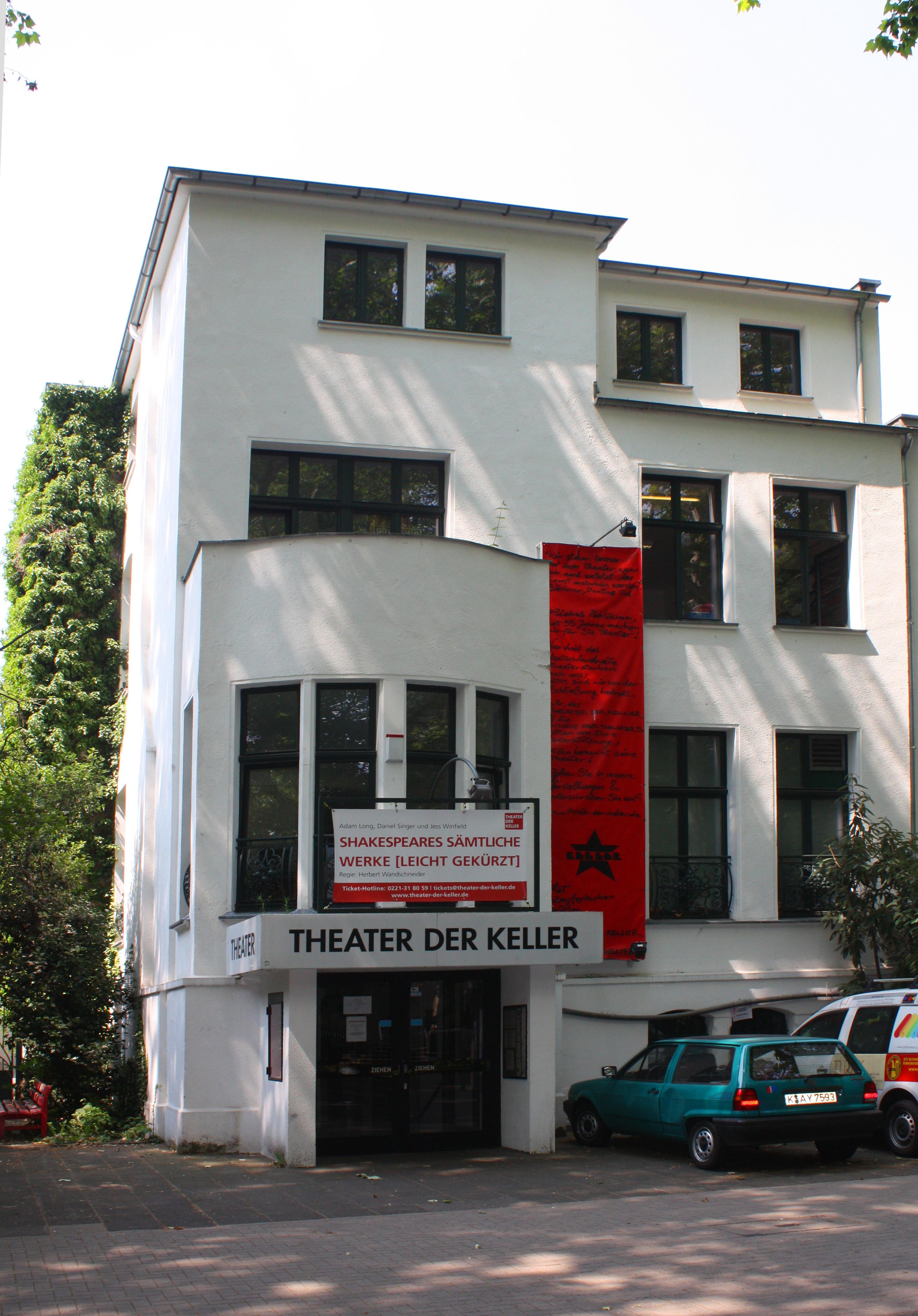 Köln Theater Der Keller