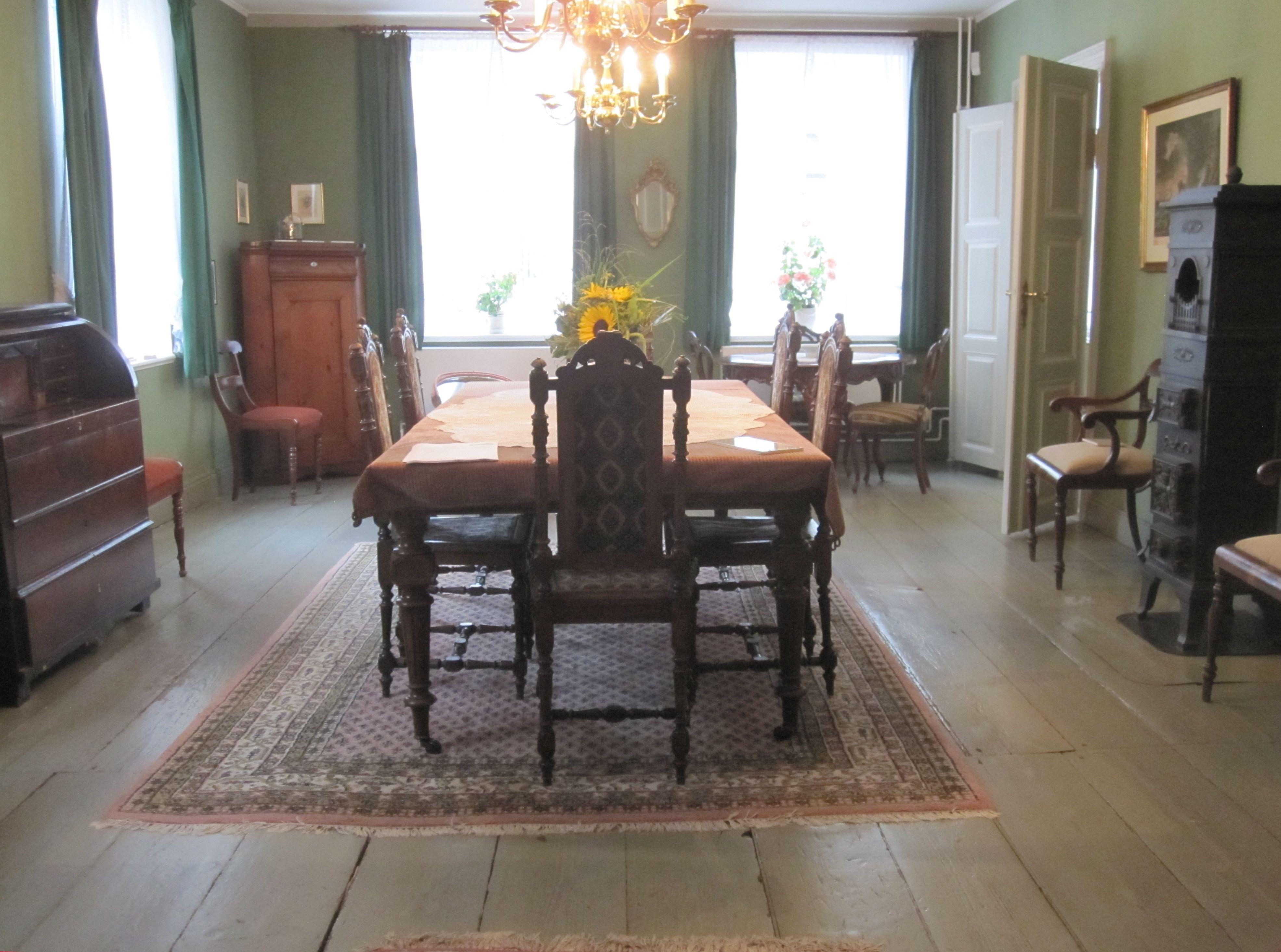 File Theodor Storm Haus in Husum 1 Wikimedia mons