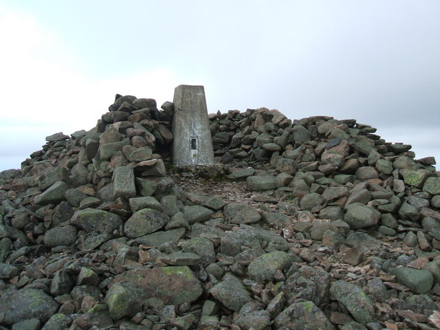 Top of Hedgehope Hill - geograph.org.uk - 1507896