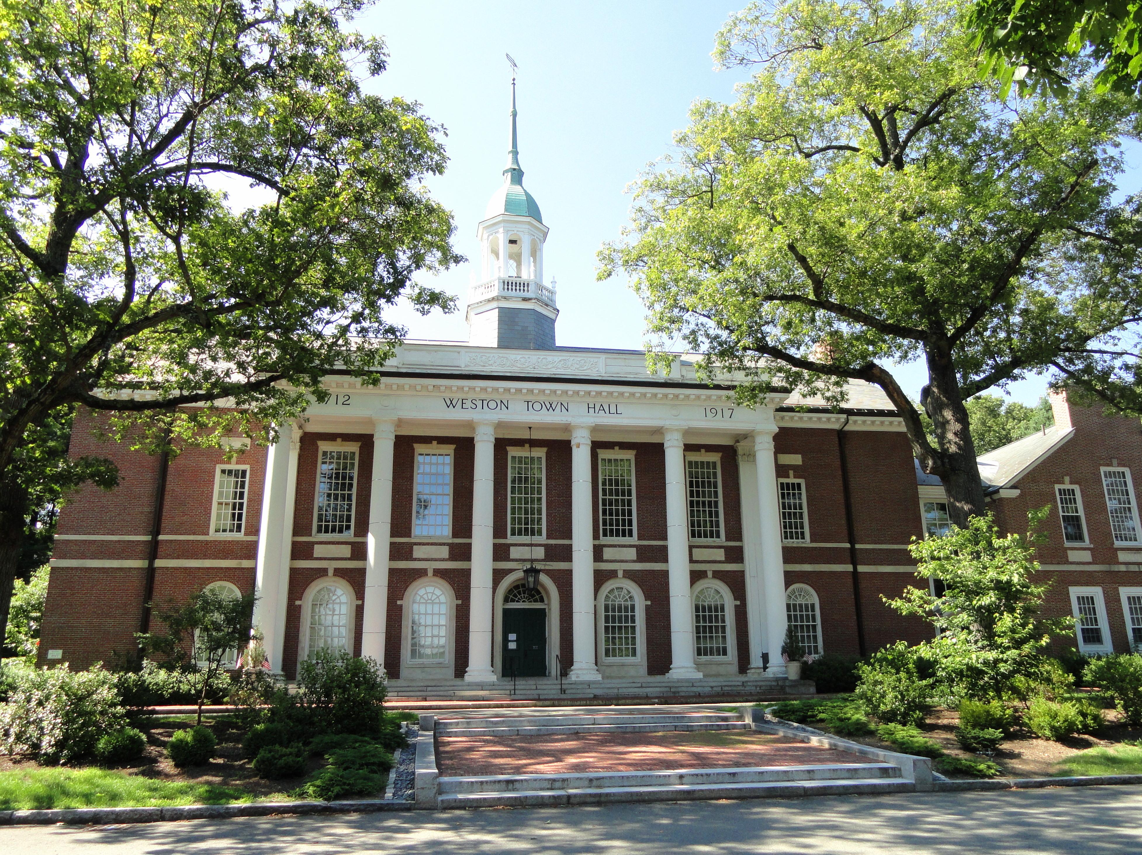 Weston, Massachusetts - Wikipedia