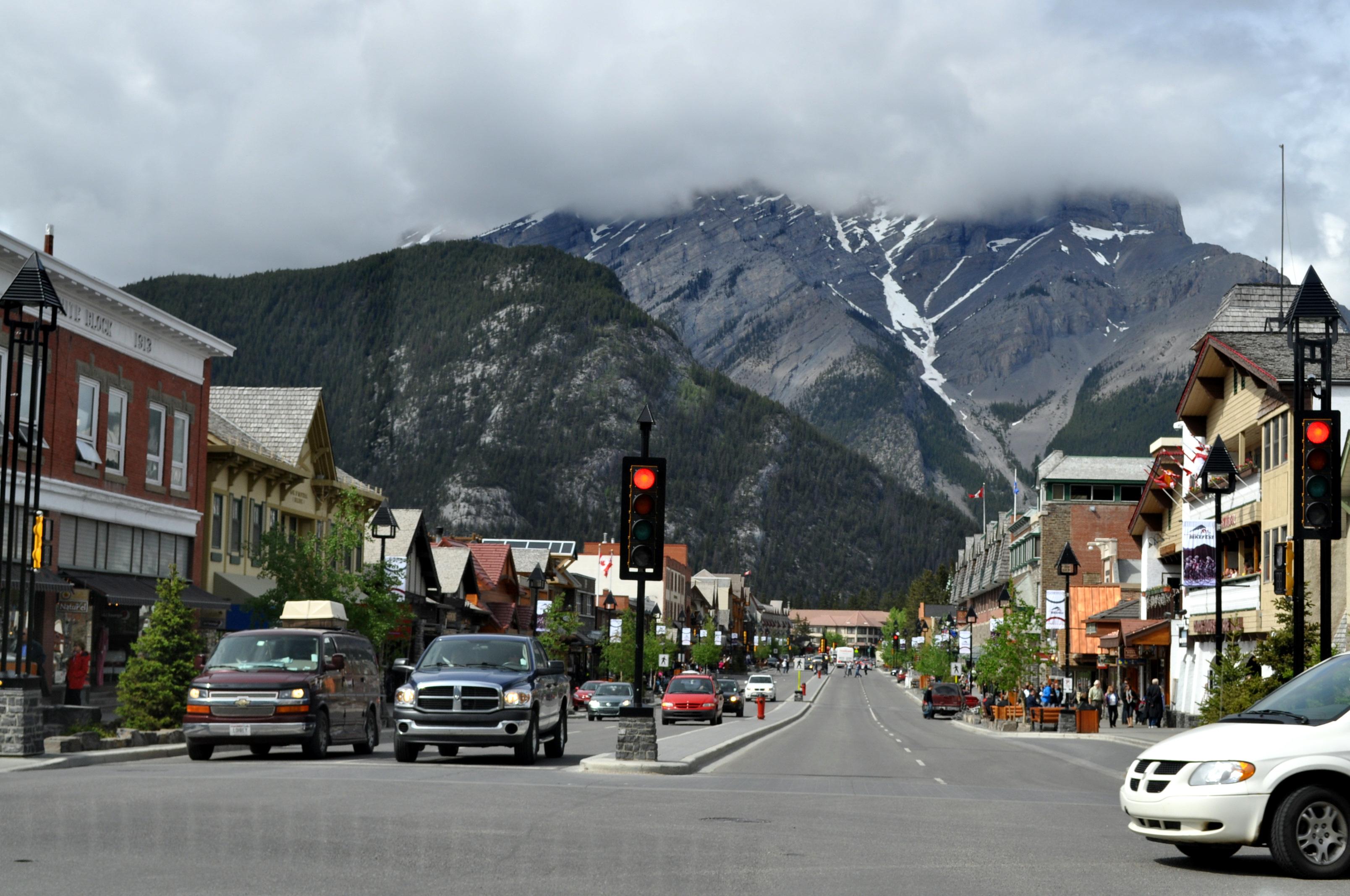 Afbeeldingsresultaat voor banff city
