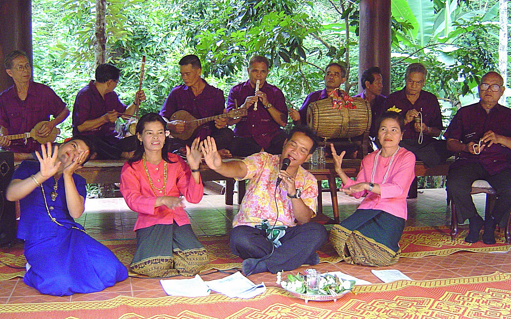 Thai musicians in exile for their songs fear for their lives